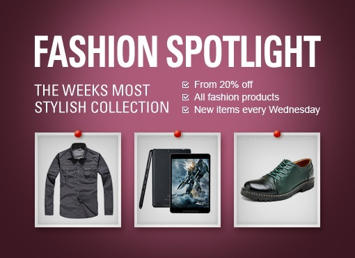 Fashion Spotlight