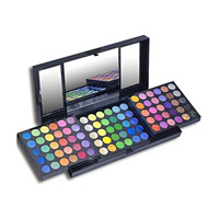 180 Colors Mix Eyeshadow Palette Mineral Makeup