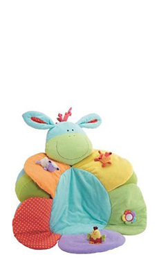The cute toy cushion of babies Lovely design plush toys cushion