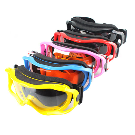 Double Layer Anti- Fog Lens Ski Goggle
