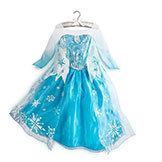 2014 Style Girls' Frozen Dress Elsa Anna Beautiful Dress Princess Dress Kids' Cloting