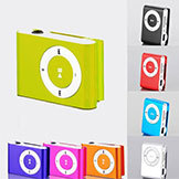 2014 8 Colors Mini Clip MP3 Player Sport Music MP3 w/ Micro TF SD Card Slot w/ Mini MP3 #7 Cb023990