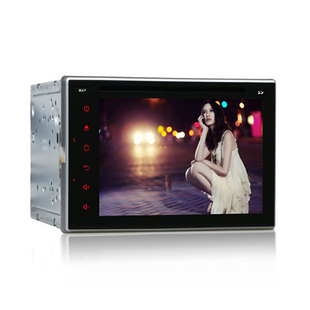 Touch Pannel Android 3 Din Universal Car Dvd
