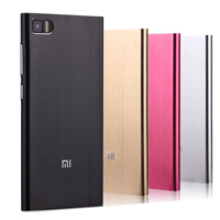 Protective Case for Xiaomi mi3, Mi3 Metal Case, Ultra thin Aluminum for Xiaomi mi3 Case