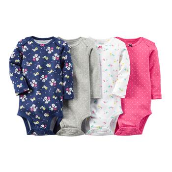Minion Boy Girl outono inverno corpo Carter algodão de mangas compridas Romper do bebê macacão macacões Roupa Infantil do bebê - vestuário - china