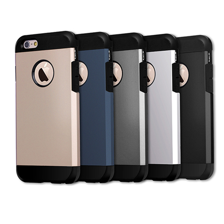 BRG Shockproof Case for iPhone 6, for iPhone 6 4.7 Inch Plastic Case