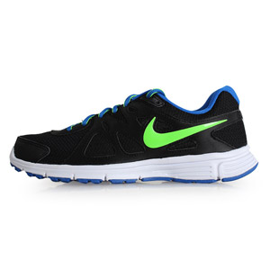 Nike Men's Sports Running Shoes w/ Lace Up Blue