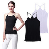 US Free Shipping Strech Tank Tops