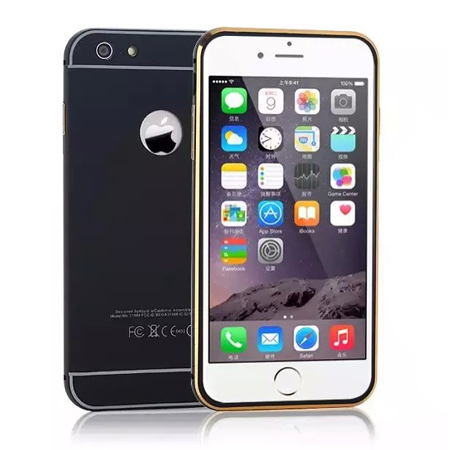 New Metal Aluminum Case for iPhone 6