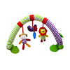 Mamas&Papas Baby play Stroller Seat Take Along Travel Arch Development Toy free shipping